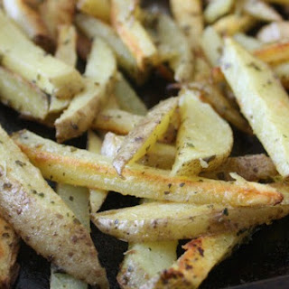 Herb Roasted Fries.