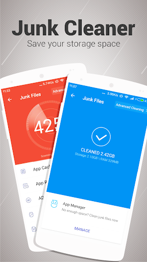 Super Cleaner - Antivirus app (apk) free download for Android/PC/Windows screenshot