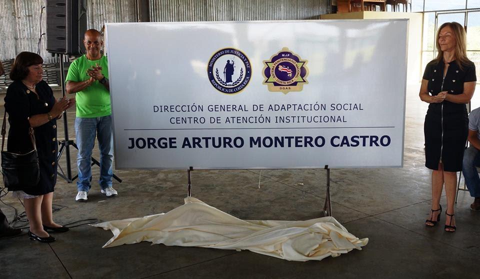 CAI LA REFORMA CAMBIA DE NOMBRE EN MEMORIA DEL DIRECTOR FUNDADOR DEL ILANUD