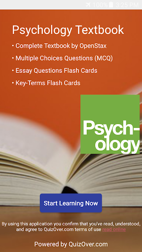 Download Psychology Textbook & MCQ Google Play softwares