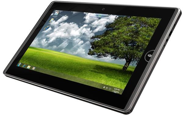 Photo: Asus Windows 7 pad