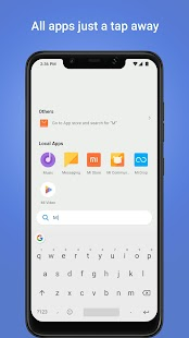 POCO Launcher Screenshot
