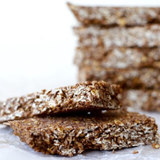 Homemade Chocolate Coconut Granola Bars