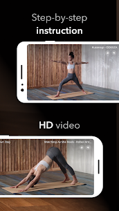 Yoga for Beginners   Down Dog   Hatha Restorative App Download For Android and iPhone 3