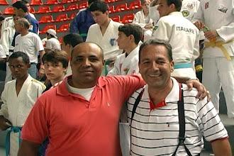 Photo: Soldado PM Campos - Torneio de Judô do Corinthians - 2009.