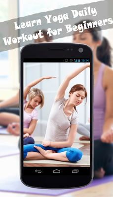 Yoga Daily Workout - screenshot