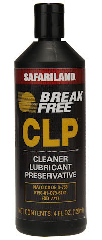 Break-Free CLP flaska (118ml)