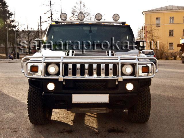 Hummer H2 в Самаре