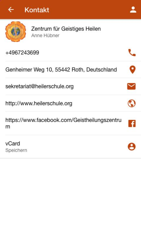 Heilerschule- screenshot