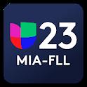 Univision 23 Miami icon