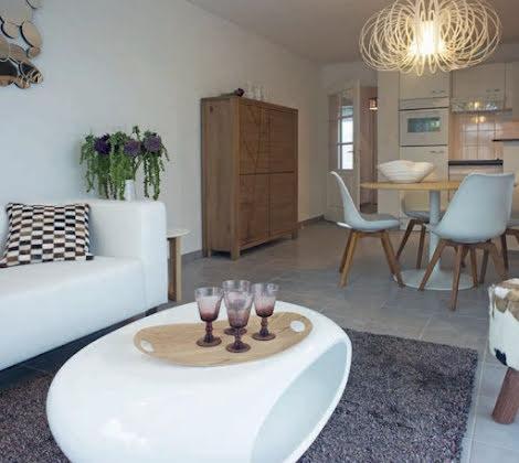 Vente appartement 4 pièces 82,55 m2