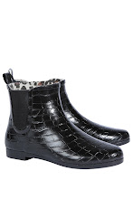 Photo: Boots Rubber COLORS OF CALIFORNIA, Caoutchouc - Mode BE