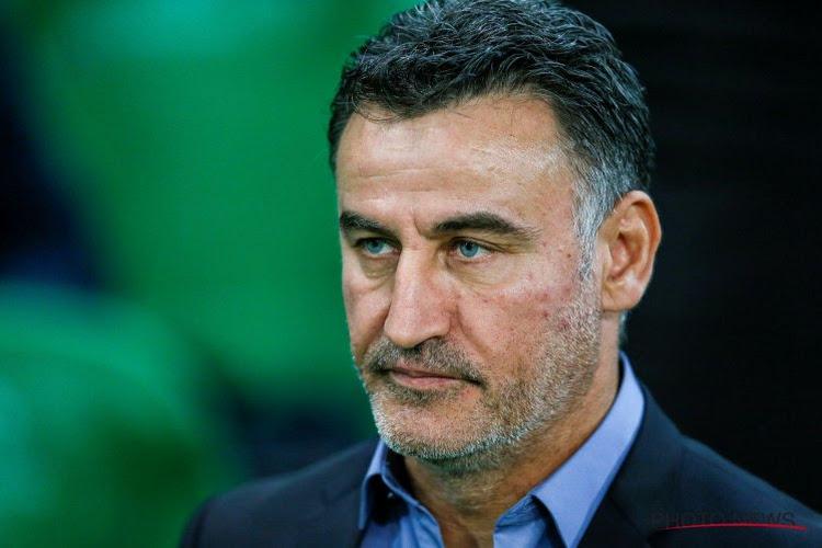 """Le coach de Lille n'a pas apprécié la manière de faire de José Mourinho : C'est très classe en tout cas"""""""