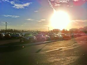 Photo: Sunrise at SNA