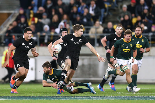 Boks aim to hit apparent holes in the All Blacks' and hit them hard