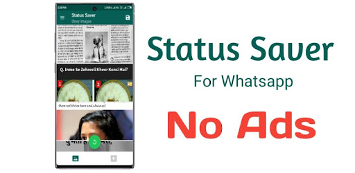 Status Saver No Ads Apps Bei Google Play