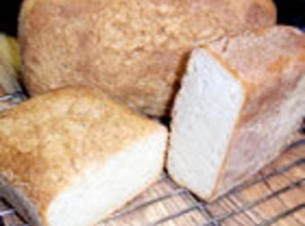 English Muffin Loaves. Recipe
