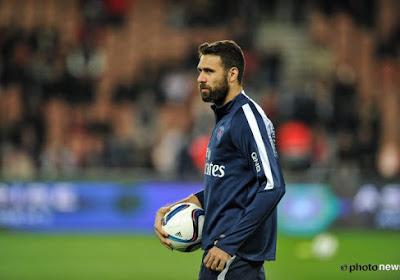 Salvatore Sirigu va certainement jouer sa dernière rencontre pour le PSG