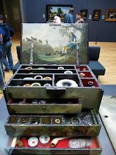 Photo: Rembrandt's paints
