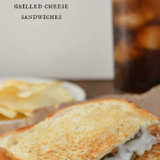Philly Steak and Grilled Cheese Recipe