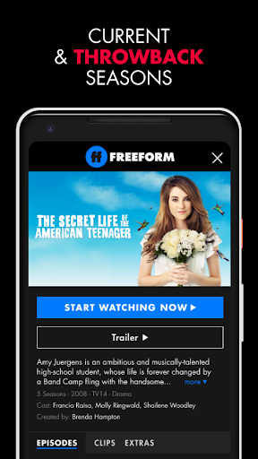 Freeform – Stream Full Episodes, Movies, & Live TV screenshot 3