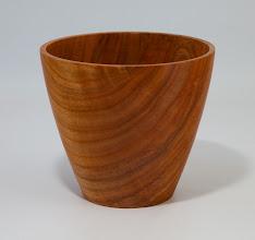 "Photo: STAN WELLBORN – 4.5"" x 5"" Flared Bowl [Cherry]"