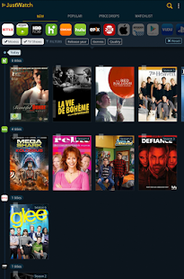 JustWatch – Search Engine for Streaming and Cinema 7