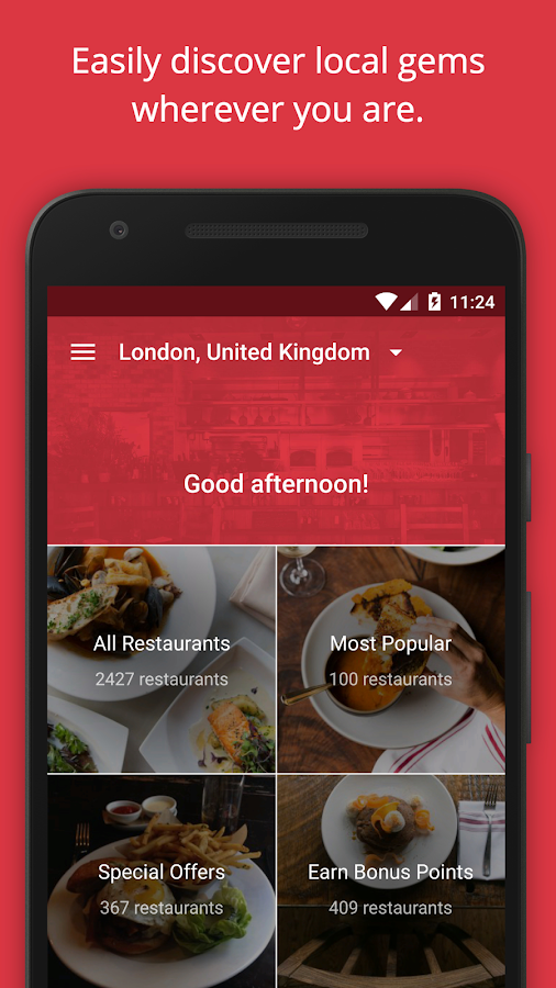 OpenTable - Book Restaurants- screenshot