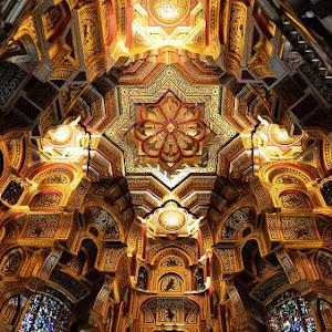 Glorious ceiling.JPG