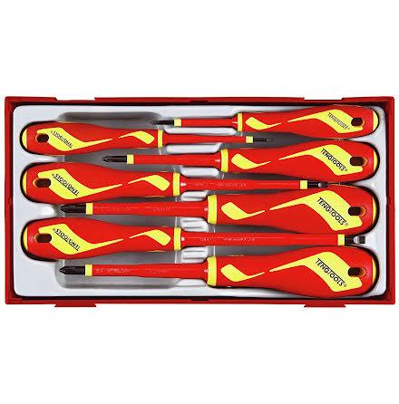 Elektrikermejslar 1000V Teng Tools TTV907N