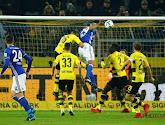 Borussia Dortmund stond 4-0 voor, maar speelde toch nog 4-4 gelijk tegen Schalke 04