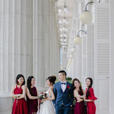 Wedding photographer Cliff Choong (cliffchoong). Photo of 04.12.2017