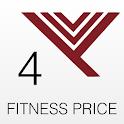 Fitness Price Paris 4 icon