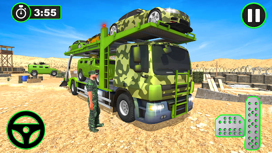 Army Vehicles Transport Simulator - náhled