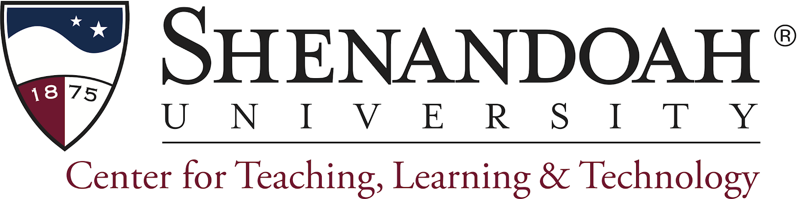 Shenandoah University Center for Teaching, Learning & Technology logo.