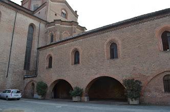 Photo: Cattedrale di Asti - Il Chiostro dei Canonici (XIV sec.)