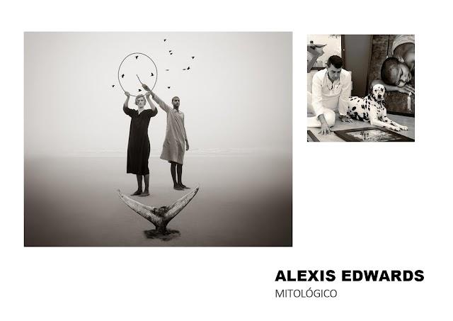 Alexis Edward explora la temática surrealista.
