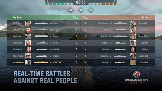 World of Warships Blitz: Gunship Action War Game 5