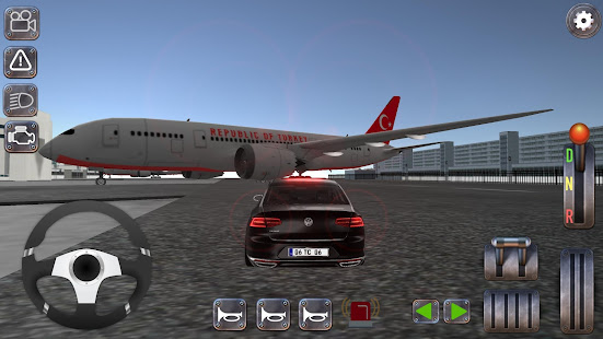 Game Passat and Mercedes S600 President Protection Car APK for Windows Phone