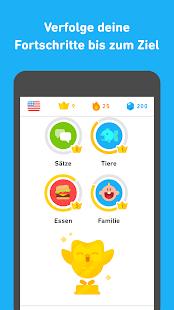 Duolingo: Sprachkurse kostenfrei Screenshot