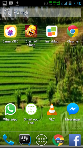 Tema Alam Android