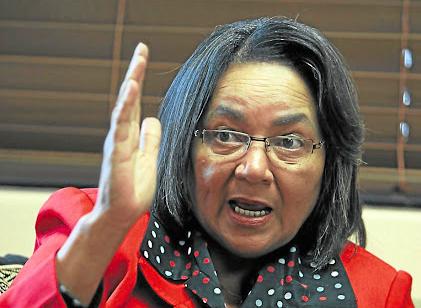'Ek het geen idee van partyfinansies nie': tesourier van die goeie party bedank - SowetanLIVE Sunday World
