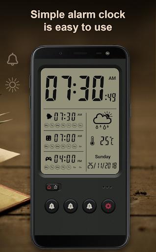 Alarm clock 6.4.3 screenshots 1