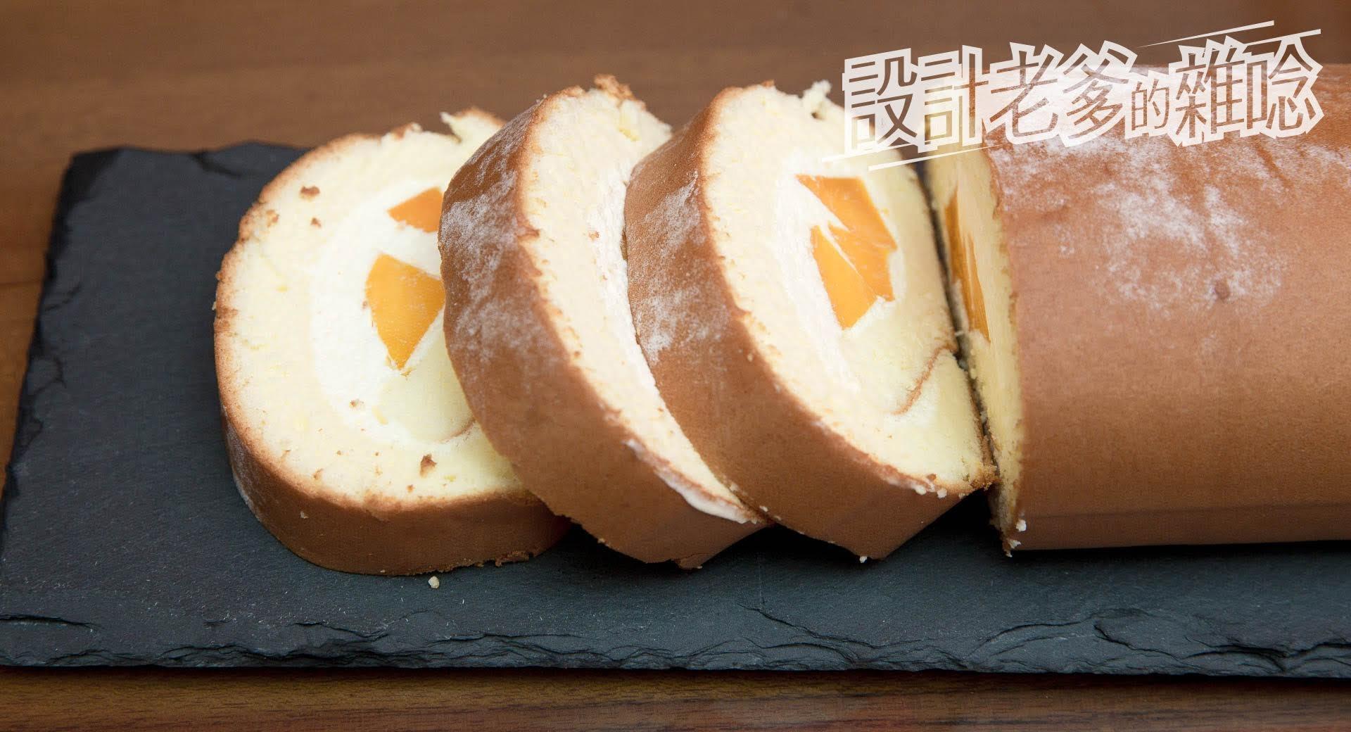 VitaDolce甜蜜生活手作甜點...最開心的痛苦芒果生乳捲試吃員