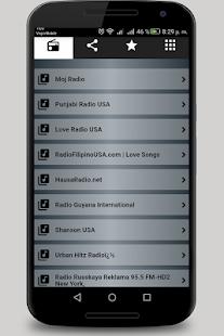 Usa Radios - náhled