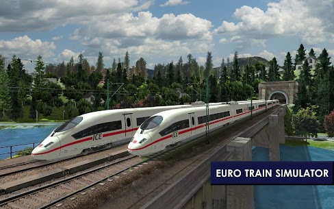Euro Train Simulator 2 1.0.5.6 Apk Mod (Unlocked) Download 2018 10