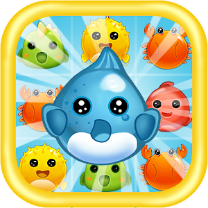 Charm Ocean – Match 3 for PC and MAC