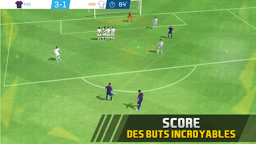 Soccer Star 2018 Top Leagues · Jeux de football  captures d'écran 5