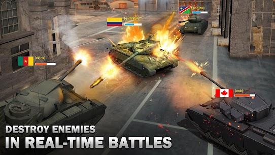 Furious Tank: War of Worlds_1st Anniversary 1