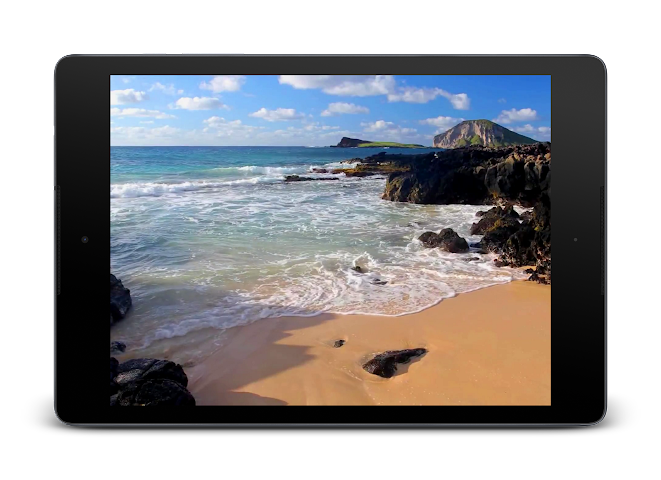 android Relax Video Live Wallpaper Screenshot 8
